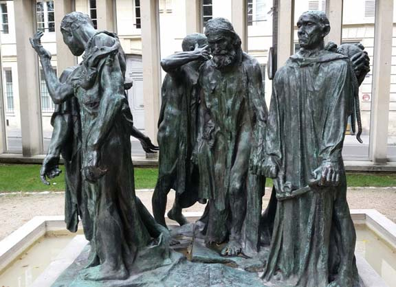 Burghers-of-Calais-by-Rodin